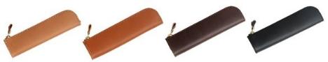 tsuchiya kaban 2009022812584589 1 土屋鞄:ヌメ革 ファスナーペンケース